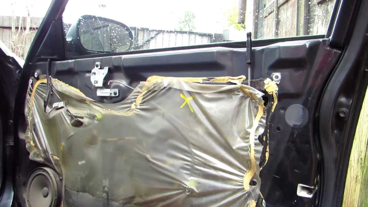 Honda accord front door panel removal how to gain access to front honda accord front door panel removal how to gain access to front speaker rubansaba