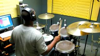 They That Wait by Fred Hammond ft John P. Kee - Drum Cover