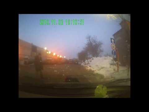 В Иванове грузовик сбил пешехода