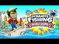 Dynamite Fishing - World Games - Official Gameplay Trailer