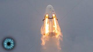 SpaceX-Raumfähre explodiert - Crew Dragon-Zerstörung Rückschlag für die bemannte Raumfahrt