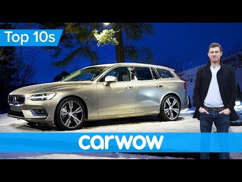 All-new Volvo V60 2019 revealed - see why it's cooler than a BMW, Audi or Mercedes  | Top 10s