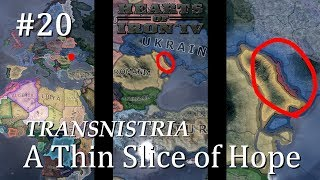 HoI4 - Modern Day - Transnistria - A Thin Slice of Hope - Part 20