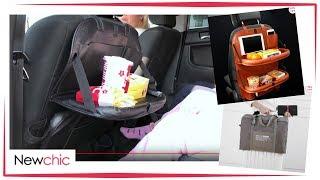 Обзор покупкок Newchic // Сумка для багажа + Чехол органайзер для  сидений автомобиля SaicleHome