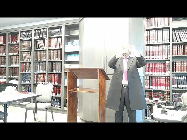 Rabbi Yisrael Bitan - Hilchot Tefilin  2