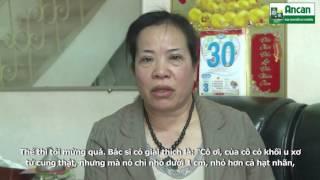 U XƠ TỬ CUNG - Bằng sự kiên trì chị Hương đã vượt qua