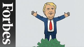 How Donald Trump Shifted Charity Money Into His Business | Forbes