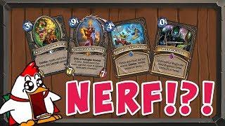 Sono arrivati i NERF!