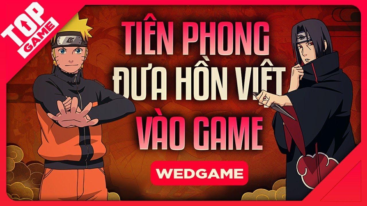 [Topgame] Nhẫn Giả Chi Thuật –  Webgame Tiên Phong Đưa Hồn Việt Vào Game