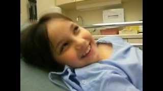 6 Year Old Girl Anesthesia-FUNNY !! Happy Juice !! :-))