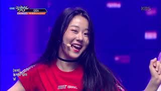 뮤직뱅크 Music Bank - Q&A - 체리블렛 (Cherry Bullet) .20190208