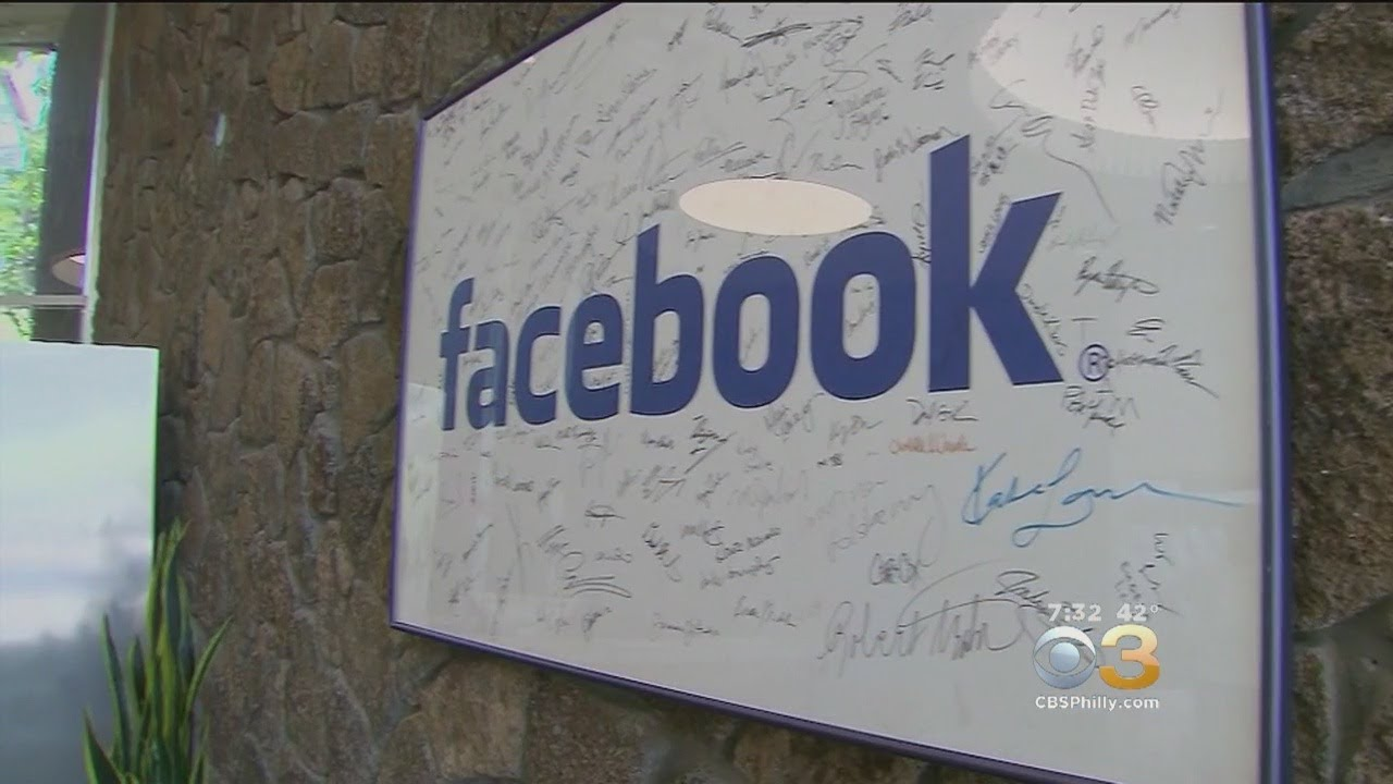 Facebook Could Face Multi-Billion Dollar Fine For Data Breaches - CBS Philly