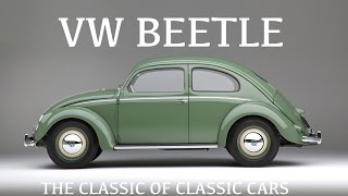 VW Beetle - The Classic of all Cars - Volkswagen Bug Herbie