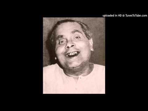 Sedin Dujone Dulechhinu(সেদিন দুজনে দুলেছিনু বনে) - DEBABRATA BISWAS
