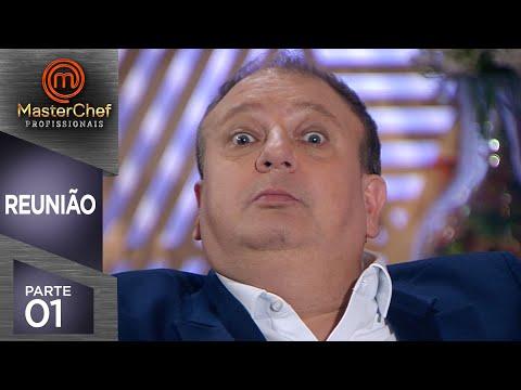 MASTERCHEF BRASIL: A REUNIÃO (18/12/2018) | PARTE 1