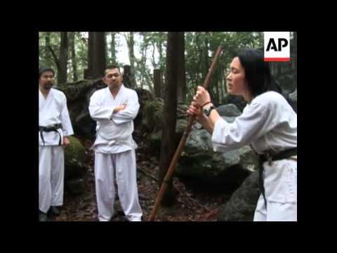 Practioners of meditation endure harsh techniques