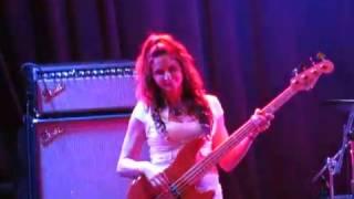 Zepparella February 24th 2017, Santa Cruz, Ca. All female Led Zeppelin tribute band