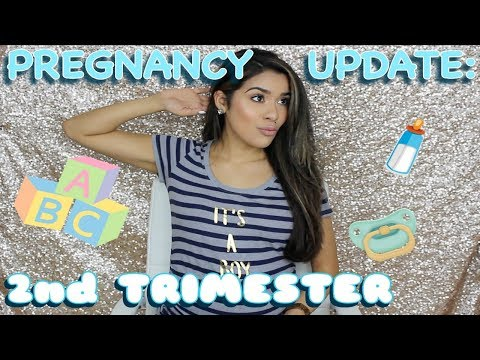 PREGNANCY UPDATE | SECOND TRIMESTER