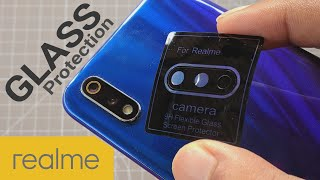 RealMe 3 3Pro Camera Lens Protection GLASS | NOVO Style