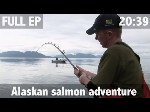 ALASKAN SALMON ADVENTURE
