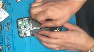 갤럭시 S8 배터리 교체 방법.