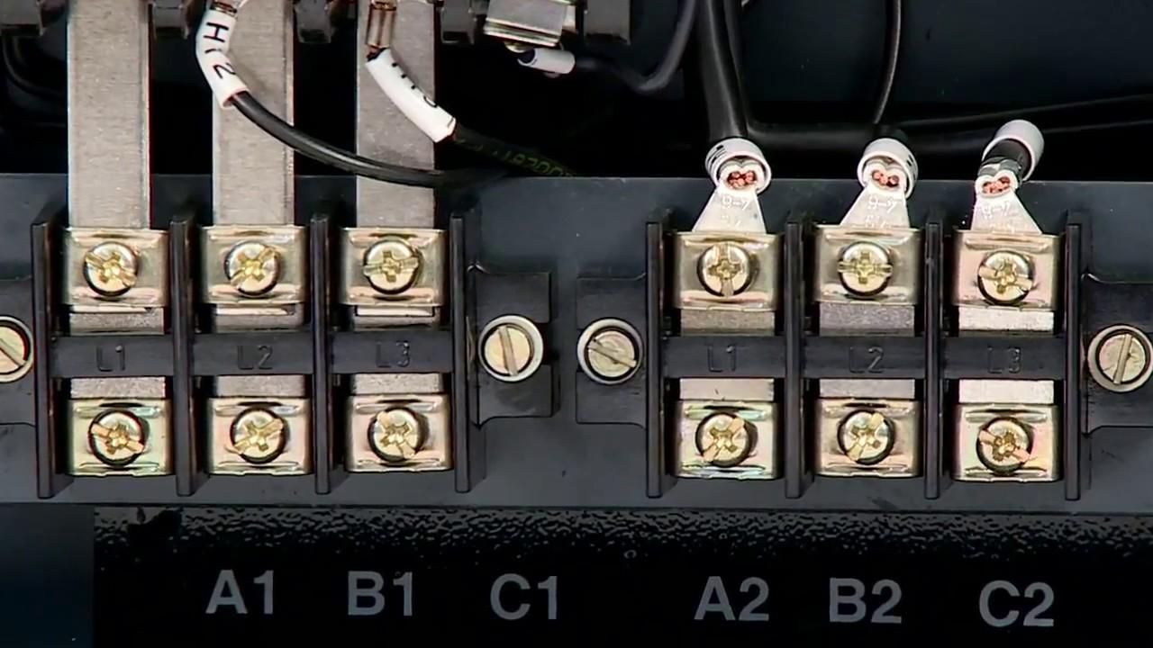 Lt Mu G Three Phase Controller Hindi Youtube 6 Wire Single Motor Wiring Diagram