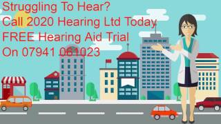 Free Hearing Aid Trial Leeds | Call 07941 061023 Today!