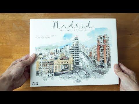 review:-madrid:-acuarelas-de-viaje-by-fernando-blasco