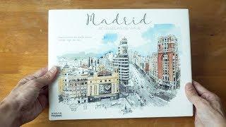 Review: Madrid: Acuarelas De Viaje by Fernando Blasco