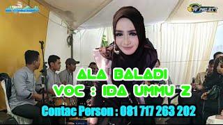 Ala Baladi ll Voc : Ida Ummu Zahra ll Gambus Al Musbah 081 717 263 202