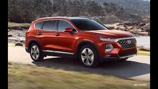 2019 Hyundai Santa Fe Full Review