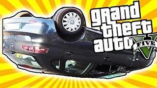 GTA 5 Online - GIRO DELLA MORTE PAZZESCO (GARE BASTARDE)