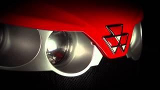 NOWOŚĆ Ciągniki rolnicze Massey Ferguson seria 5600 Dyna4