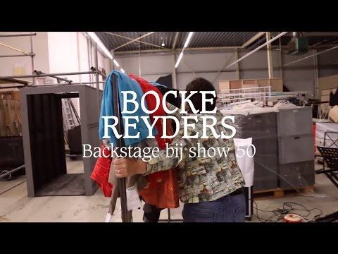 Max Mini - Documentaire 'Backstage Bockereyders'
