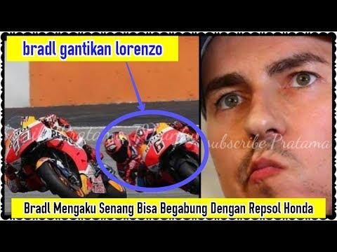 Akhirnya Honda Memutuskan Stefan Bradl Gantikan Jorge Lorenzo di MotoGP Jerman