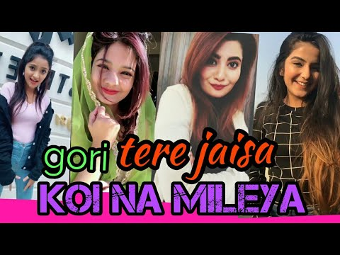 Gori Tere Jaisa Koi Na Milya TikTok Top Video By TikTok Top Star's