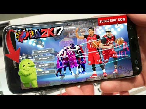 PBA 2K17 GAME | [ Download/Gameplay ] For Android