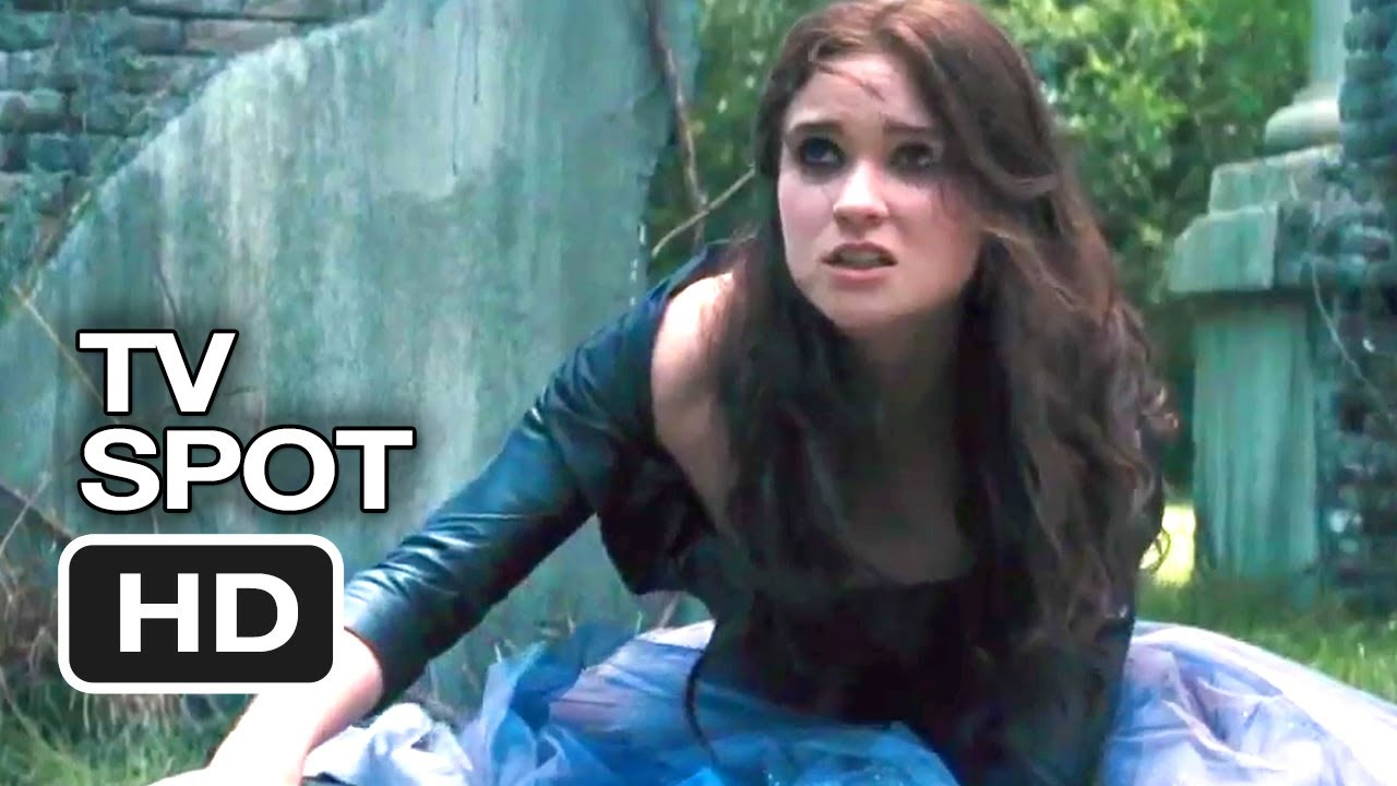 beautiful creatures tv spot are you a witch 2013