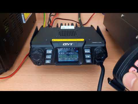 QYT 780 PLUS | VHF transceiver 100 WATT
