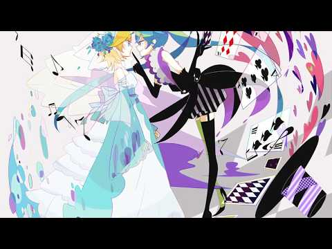 【TURN A STUDIO Ft. Miku - Rin - Luka - Gackpo】Joker 【Sub Español】