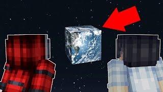 แข่งสร้าง!! บ้านนอกโลกสุดเท่ บ้านบนดวงจันทร์ ใครจะชนะ?? (Minecraft House)