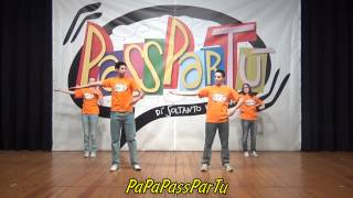 Oratorio estivo 2012 - Papapasspartu