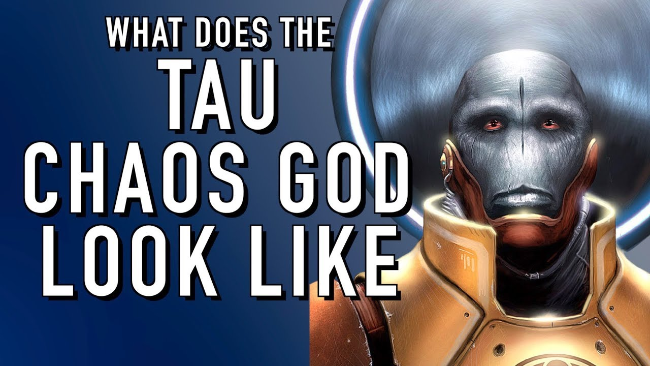 What Does the Chaos God of the Greater Good Look Like in ... Warhammer 40k Good Chaos Gods
