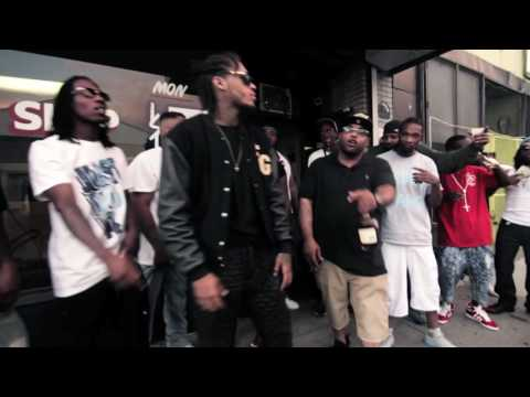 """Young Rich Shank  """"Bands Blue"""" Ft Ace Cino"""