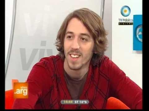 Vivo en Argentina - Invitados: Martín Piroyansky y Sebastián De Caro - 02-08-11