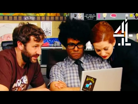 The it Crowd Season 2   Episode 3   Moss And The German   English