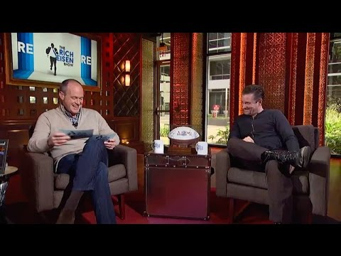 Actor Shea Whigham Joins the RES in Studio - 1/16/15