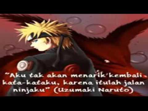 Kata Bijak Anime Naruto Youtube