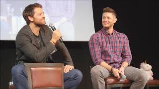 Random Jensen and Misha moments that I absolutely love