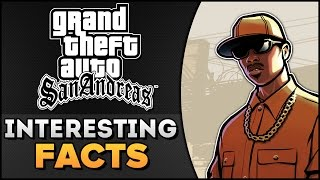 GTA San Andreas - Interesting Facts - Feat. SpooferJahk